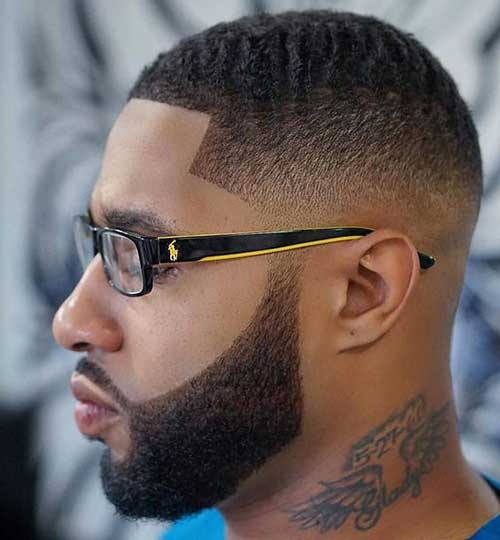 20 Fade Haircuts for Black Men Mens Hairstyles 2016