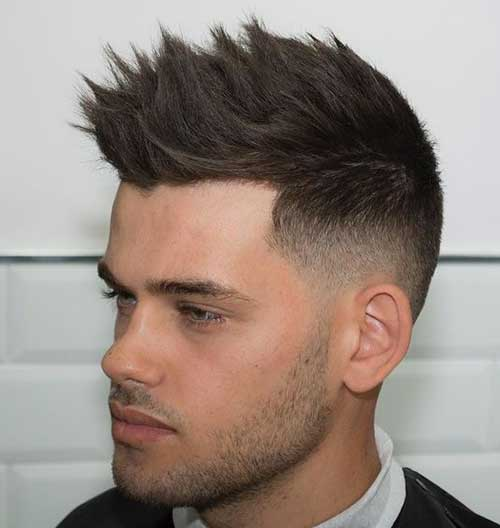 Spiky Haircuts for Guys-7