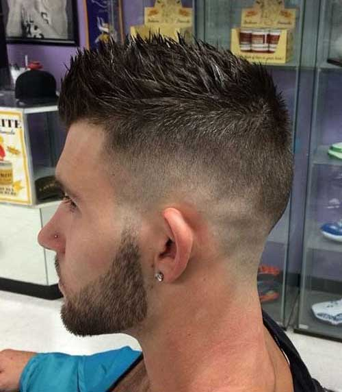 Thick Hairstyles for Men-7
