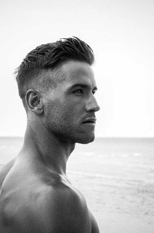 Excellent 20 Mens Hairstyles For Thick Hair Mens Hairstyles 2016 Short Hairstyles For Black Women Fulllsitofus