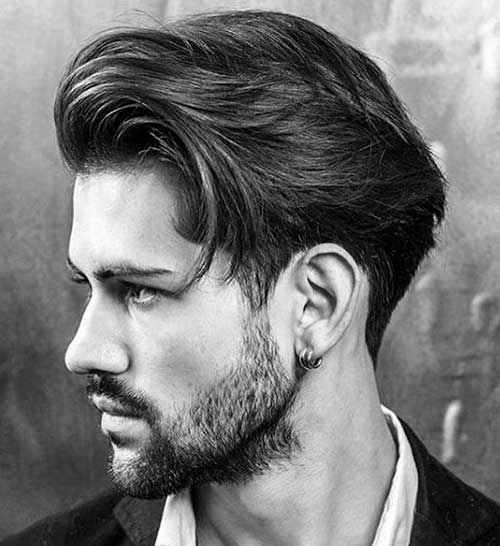 Thick Hairstyles for Men-8