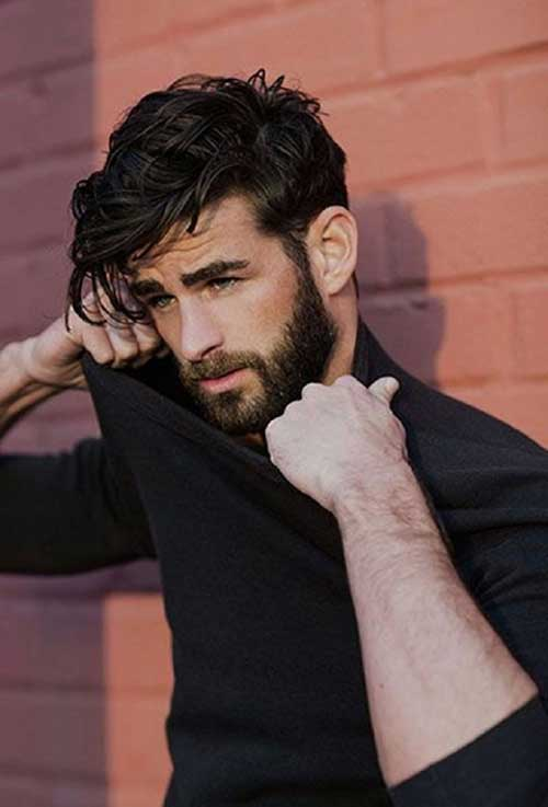Best Thick Haircuts for Men
