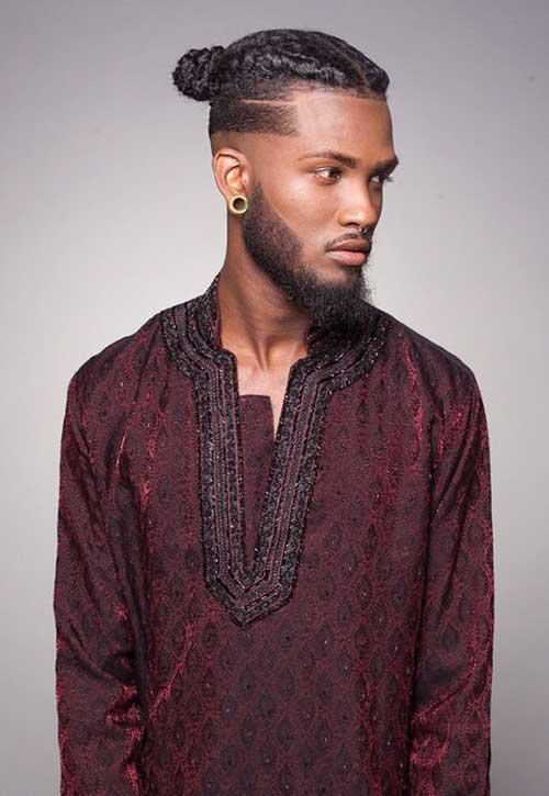 Black Male Fade Haircuts