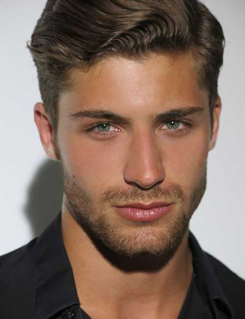 Facial hairstyles for men most