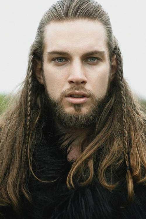 25+ Long Hairstyles On Men
