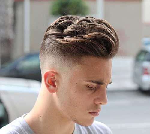 Trendy Medium Haircuts Men: Trendy Medium Cut Hairstyles For Men You Have To See