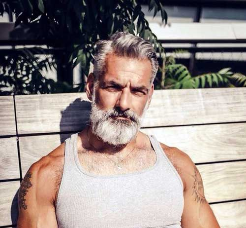Latest Haircuts For Classy Older Men