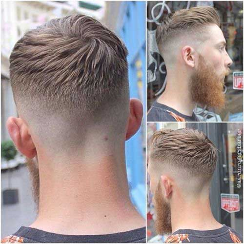Short Hair Cuts for Men