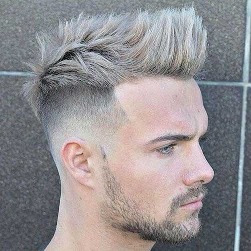 Thick Haircuts for Men
