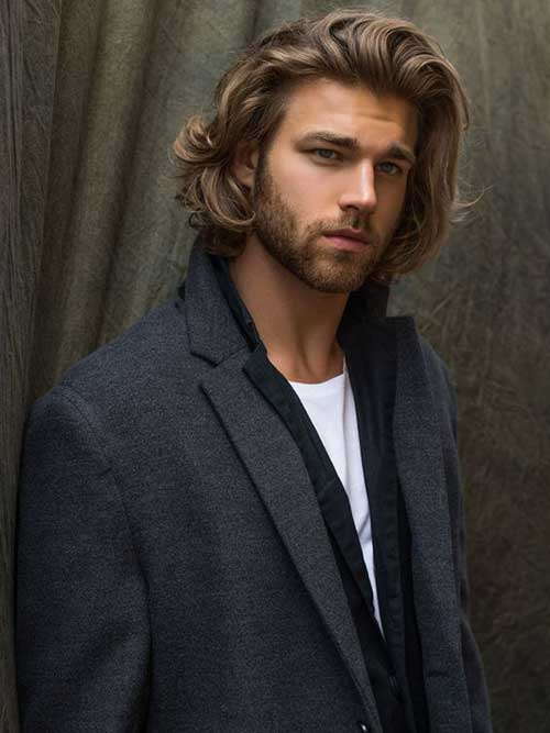 25+ Long Hairstyles On Men | Mens Hairstyles 2018
