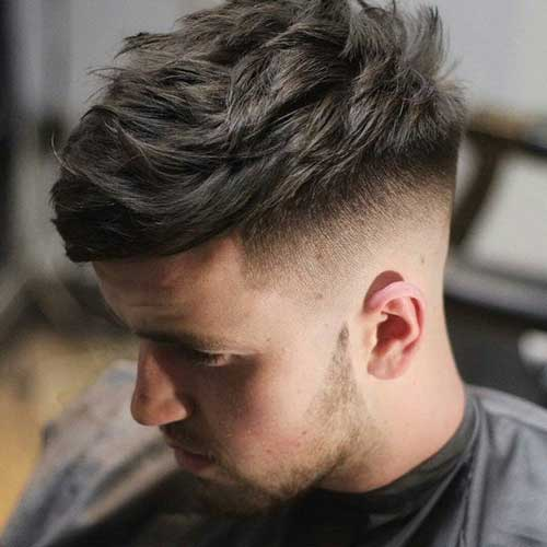Medium Haircuts for Guys-14