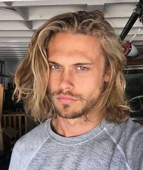 Long Hairstyles Men-6