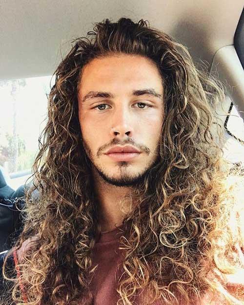 Long Hairstyles Men-8