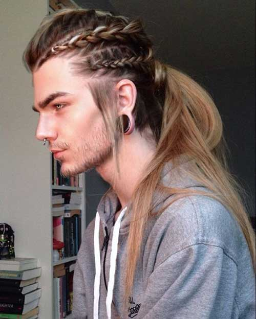 Braided Hairstyles for Men-9