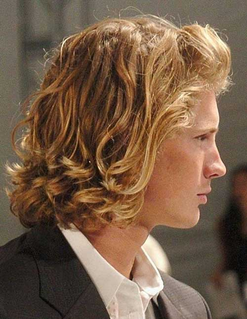 Long Hairstyles Men-9