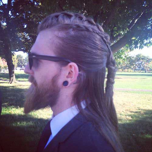Braided Hair for Men