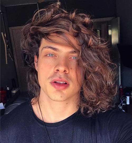 Long Hair Styles for Men