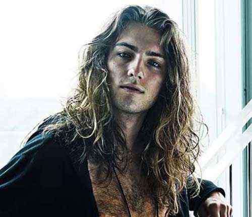 Men with Long Hairstyles-10