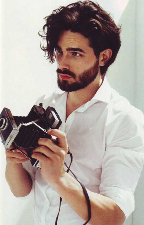 Bearded Guys Hairstyles-12