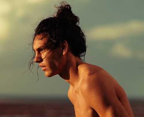 Men with Long Hairstyles-12
