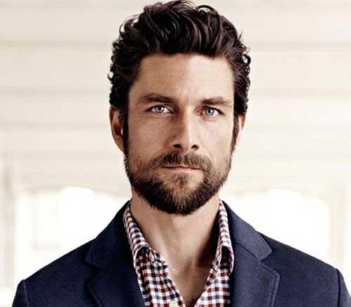Bearded Guys Hairstyles-14