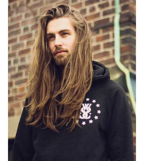 Men with Long Hairstyles-15