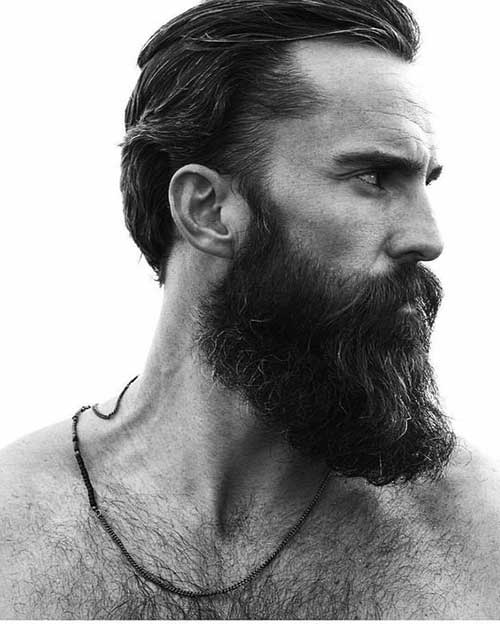 Bearded Guys Hairstyles-6