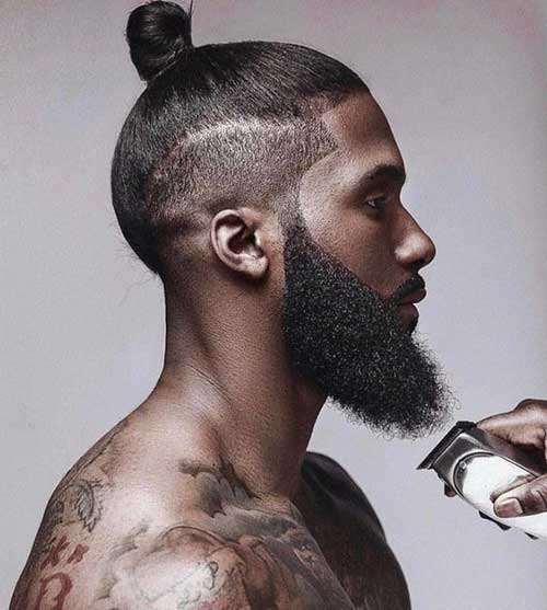 Cool Amp Modern Haircuts For Black Guys The Best Mens