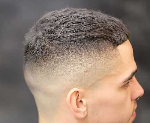 Army Short Haircuts for Men-7