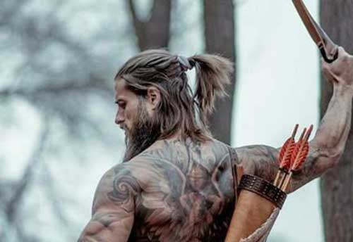 Men with Long Hairstyles-8