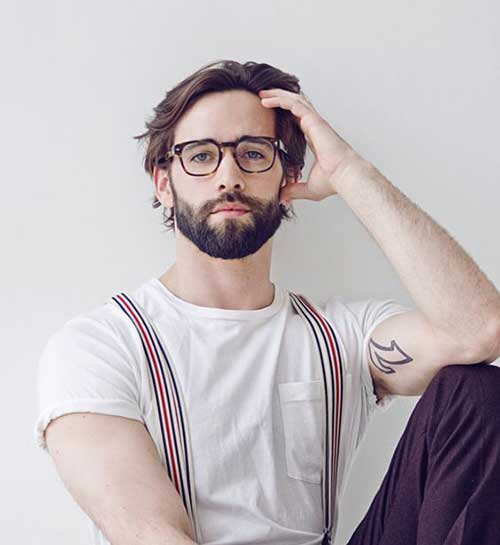 Cool Beard and Hair Styles