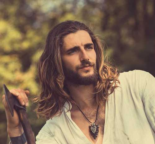 Inspirational Men's Long Hairstyle Pics | The Best Mens ...