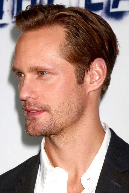 Thin Hairstyles for Men