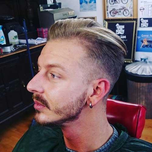 Thin Men Hairstyles