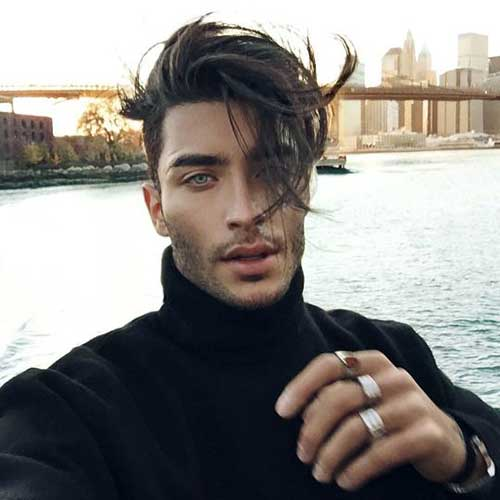 15 Unique Hair Ideas For Cool Men