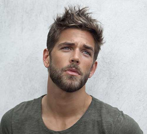 Latest Men Hairstyles For A Stylish Look Mens Hairstyles 2018