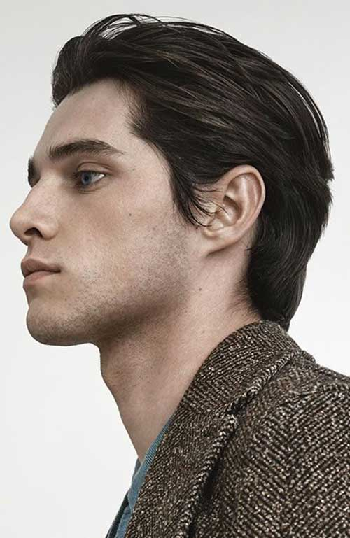 Medium Haircuts for Men-10