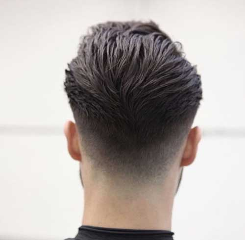 Faded Haircuts for Men-11