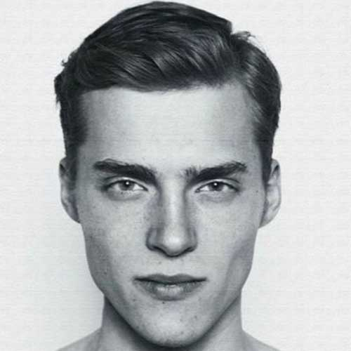 Side Part Hairstyles for Men-12