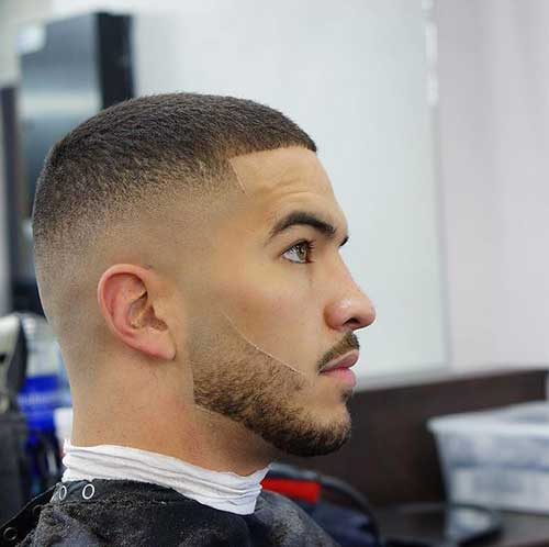 Faded Haircuts for Men-14