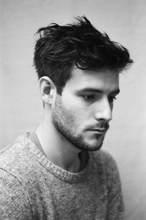 Medium Haircuts for Men-14