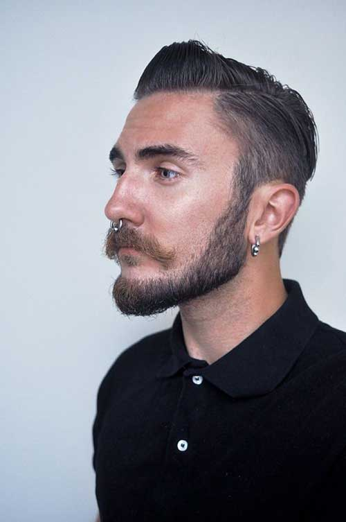 Faded Haircuts for Men-15