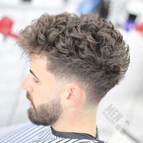 Men with Curly Hairstyles-15