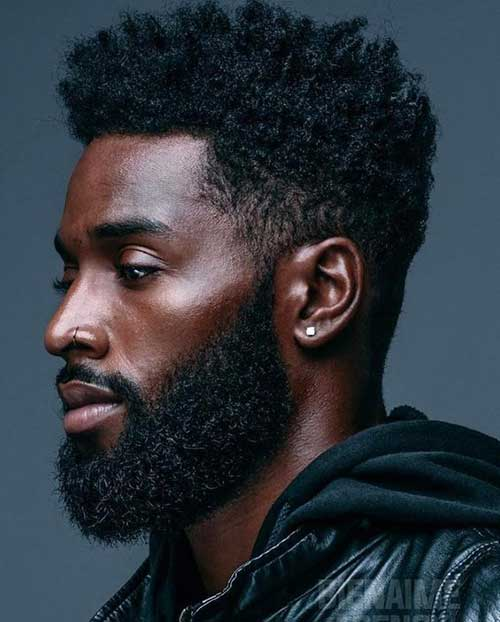 Masculine Beard Styles for Guys-6