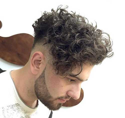 Men with Curly Hairstyles-7