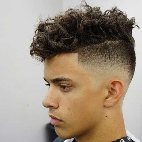 Faded Haircuts for Men-8
