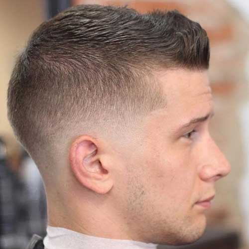 Faded Haircuts for Men-9