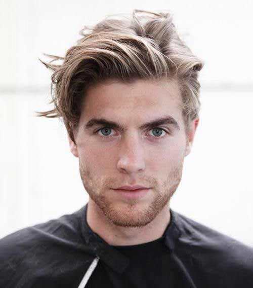 Medium Haircuts for Men-9