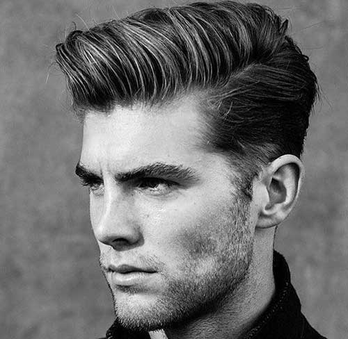 Side Part Hairstyles for Men-9