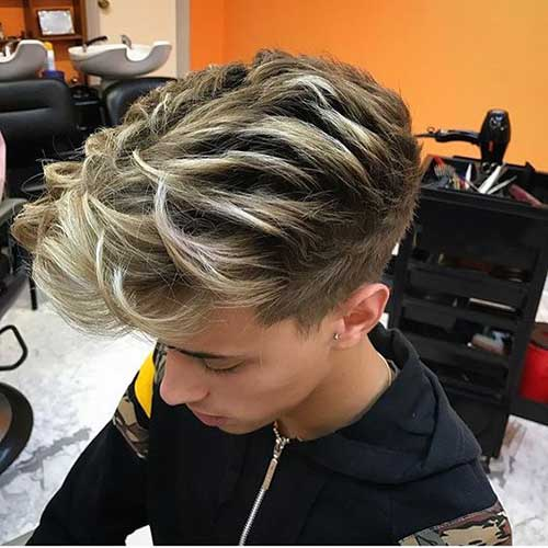 Undercut Men Hairstyles-9